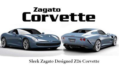 Corvette American Muscle Teams Up With Italian Designer To Create the Zagato Iso Rivolta GTZ