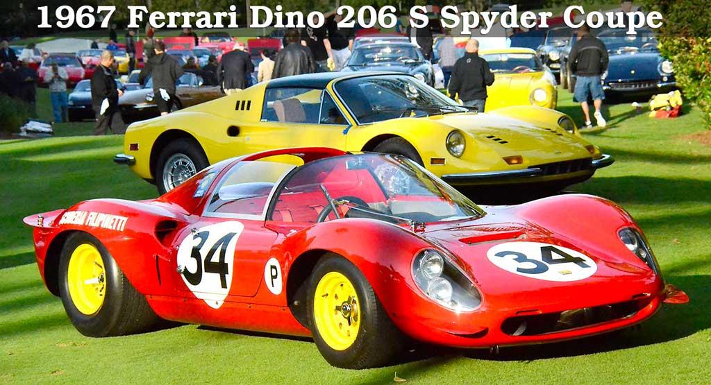 1967 Ferrari Show Car