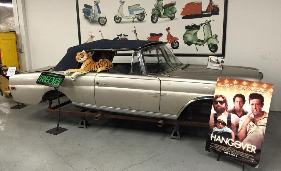 1965 220SE Convertible Mercedes