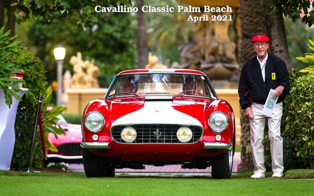 30th Ferrari Cavallino Concours List of Activities and Scheduled Events At The Breakers (April 2021)