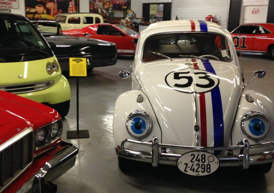 Herbie The Love Bug Car