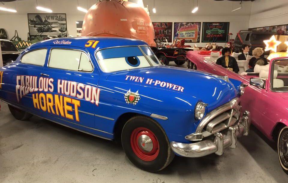 Hudson Hornet Car