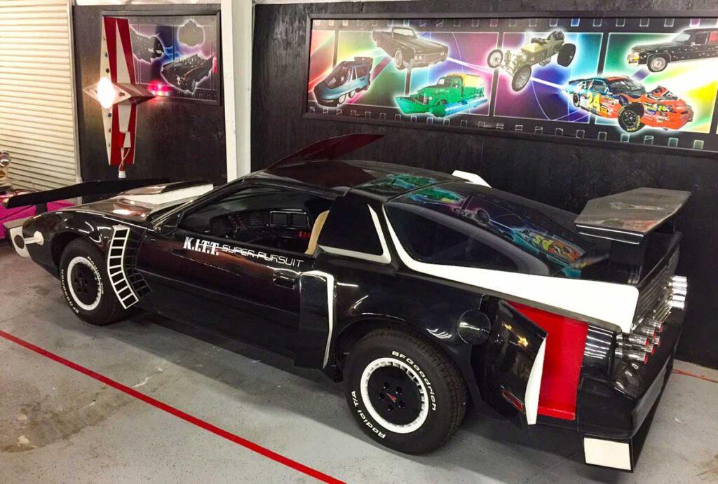 Knight Rider TV Car