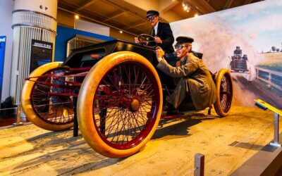 """Henry Ford Museum """"Driving America Exhibit"""" in Dearborn Michigan"""