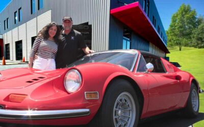 Throttle Car Club Grand Opening in Scarborough Maine Scheduled For May 29th, 2021