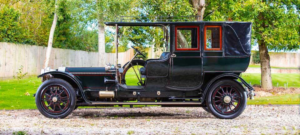 1909 Rolls-Royce