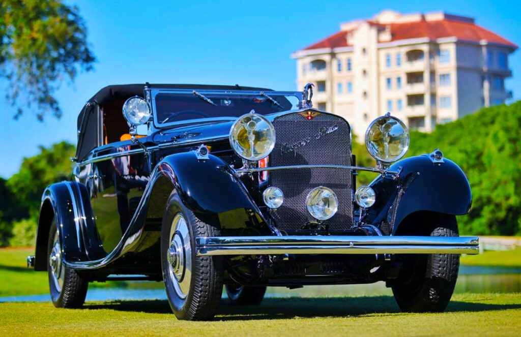 1926 Hispano-Suiza H6B Cabriolet
