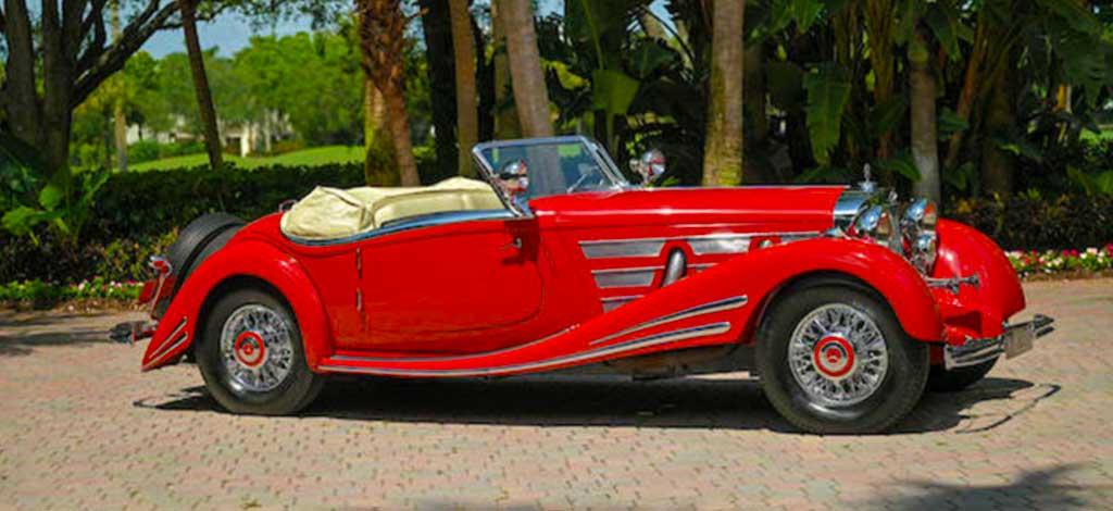 1934 MERCEDES-BENZ 500/540K