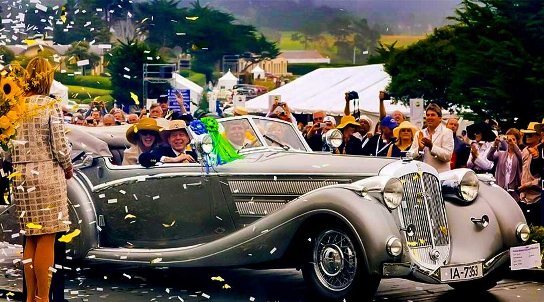 The Amelia Island Concours d'Elegance Gets The Green Light To Open May 20-23, 2021