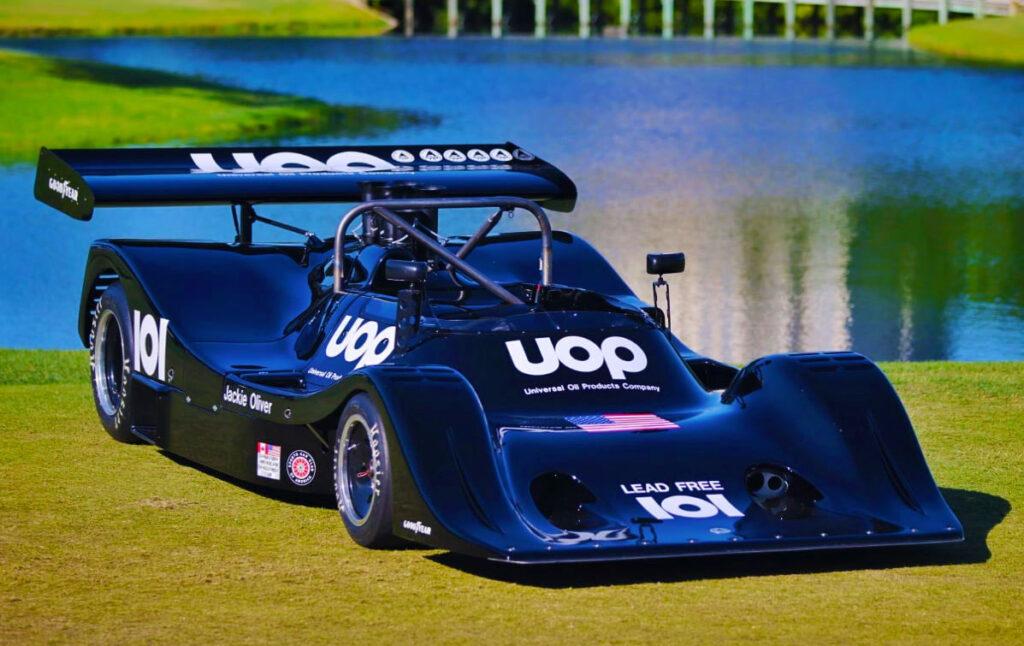 1974 Shadow DN4 Cam-Am Championship Race Car