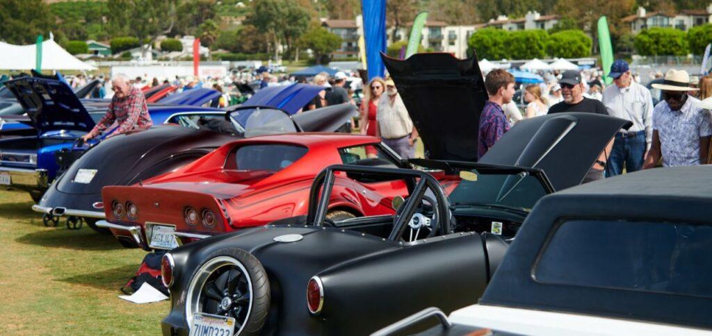 Polo Grounds Car Show