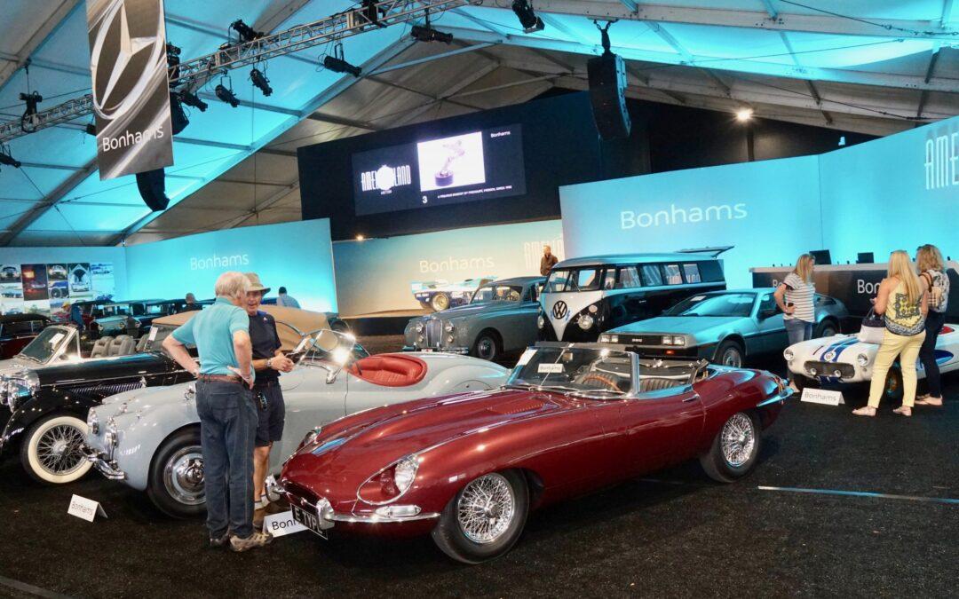 2021 Amelia Island Bonhams Auction Sets Record Generating Over $21 Million In Sales