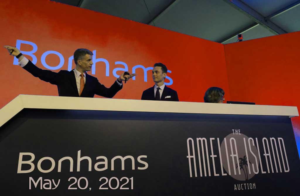 bonham auction