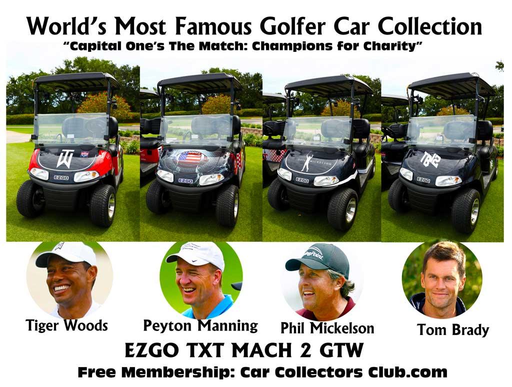 Dream Golf Car Collection