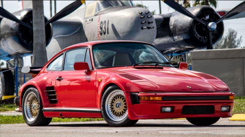 1987 Porsche 930 Turbo Slantnose