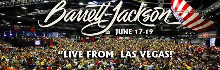 Barrett Jackson Auction Las Vegas
