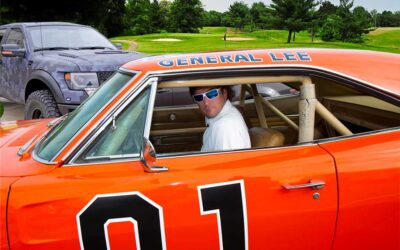Pro Golfer Bubba Watson's Car Collection Is Truly One Of Kind