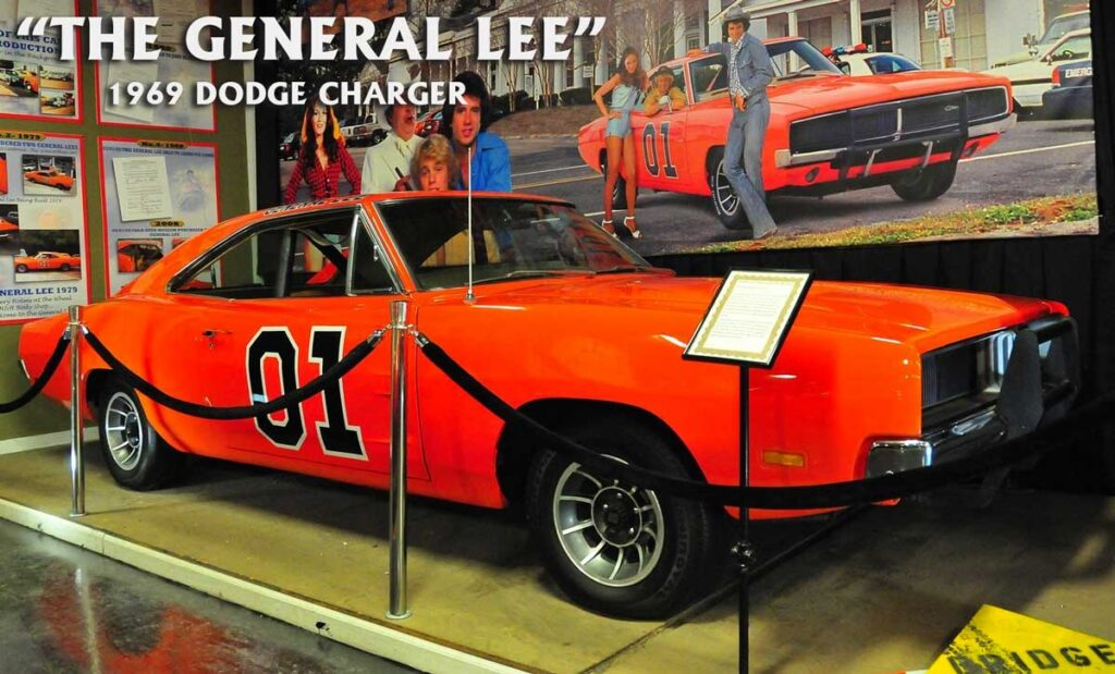"""""""THE GENERAL LEE"""" - 1969 DODGE CHARGER"""