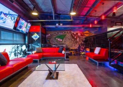 Car Garage Interior Design Idea