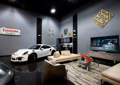 Collection Suites Car Condo with Cars