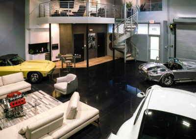 Collection Suites Interior Car Storage