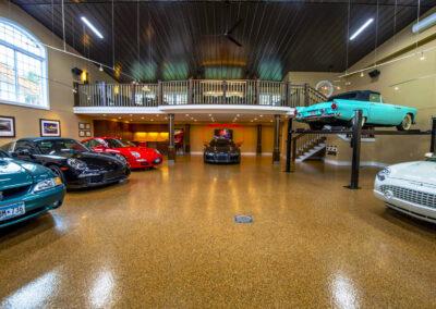Dream Garage Custom Designed