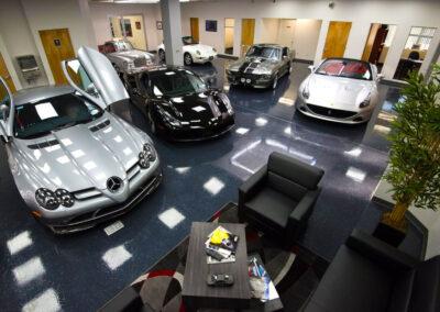 Exotic & Classic Car Storage