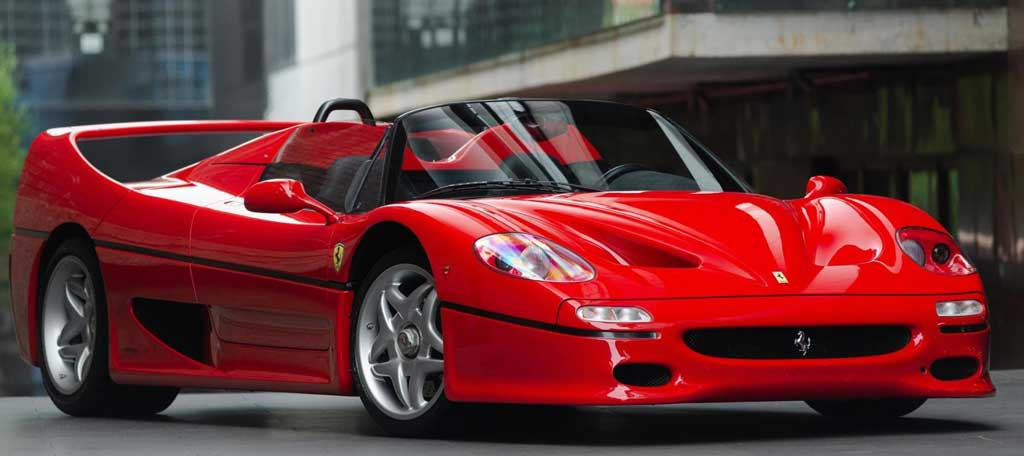 Ferraris F50