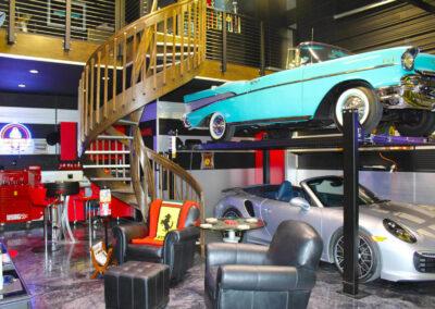Garages of Texas Car Condo Garage Storage