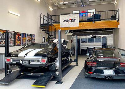 Garages of Texas Custom Car Storage
