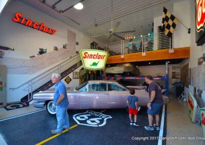 Family Day At An Iron Gate Motor Car Club Private Custom Built Car Condo