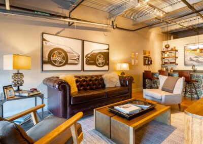 The Motor Enclave Car Club Owners Luxury Entertainment Lounge