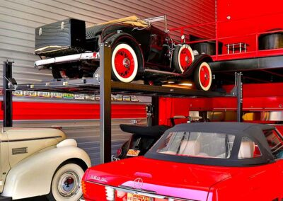 The Toy Barn Car Condo With Car Lift