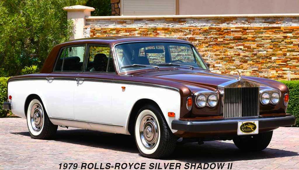 Wayne Newton's 1979 Rolls-Royce Silver Shadow II