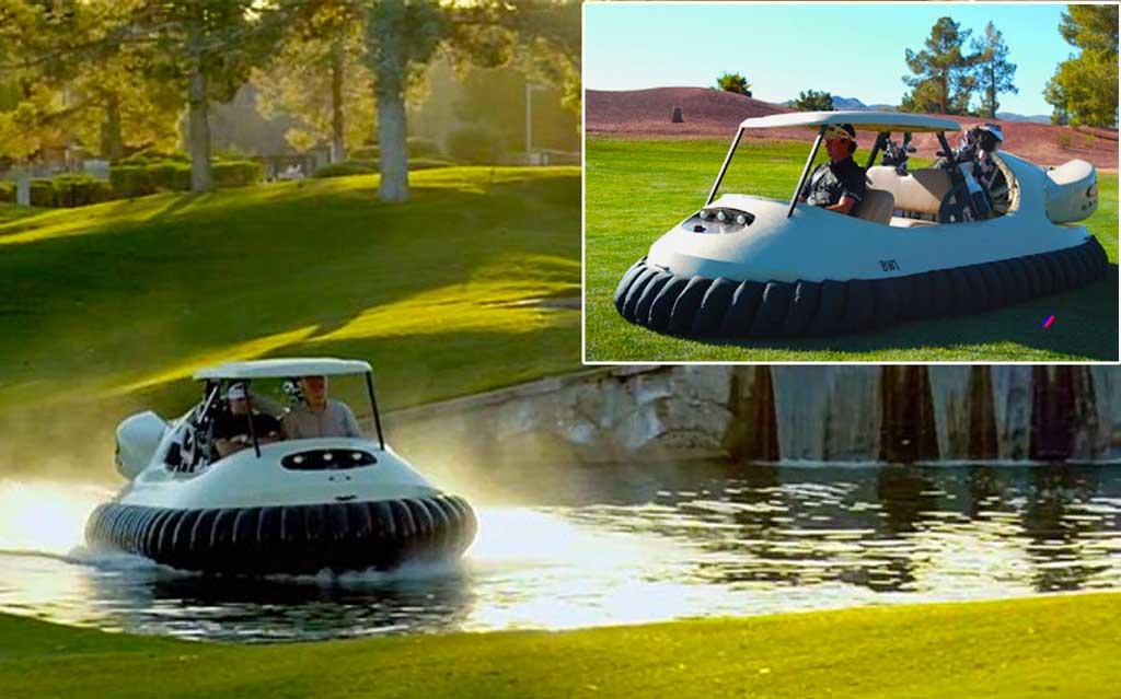 BW1 Golf Car Cart