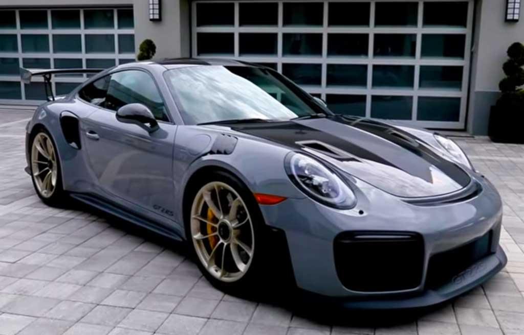 Porsche GT 2RS