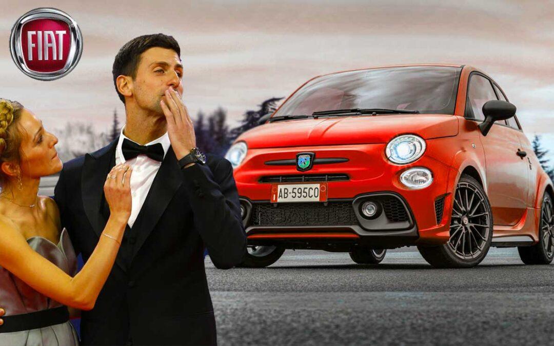 Novak Djokovic's Extravagant Car Collection – An Inside Look