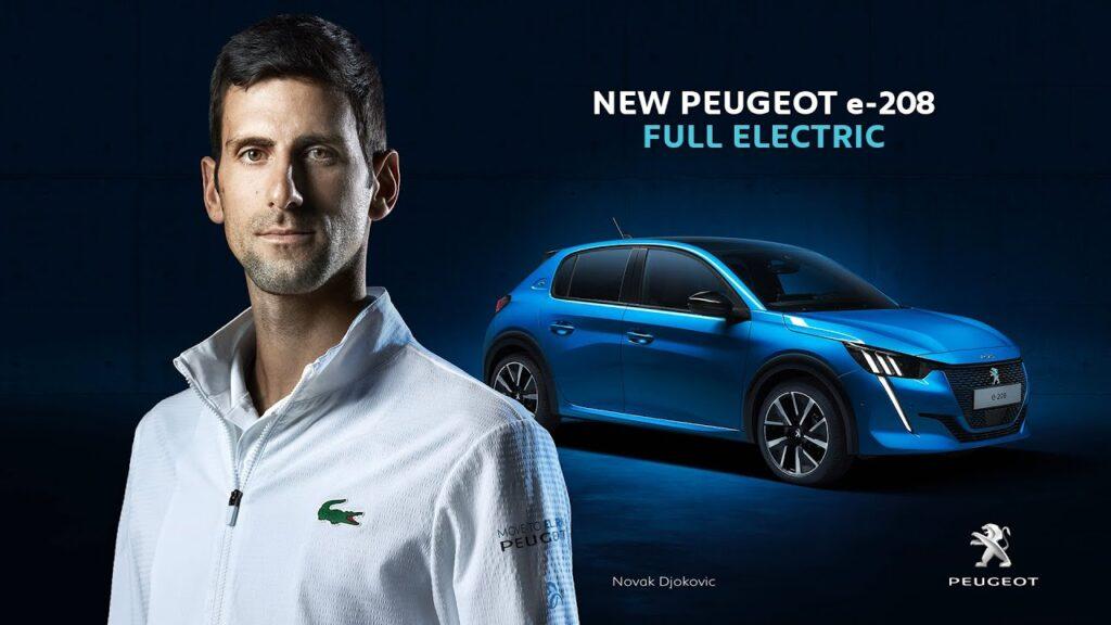 Peugeot 508 Sport EV