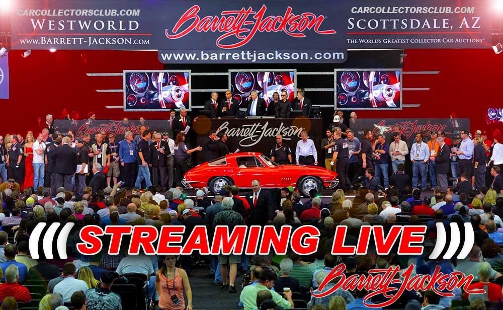 The Barrett-Jackson Auction From Houston