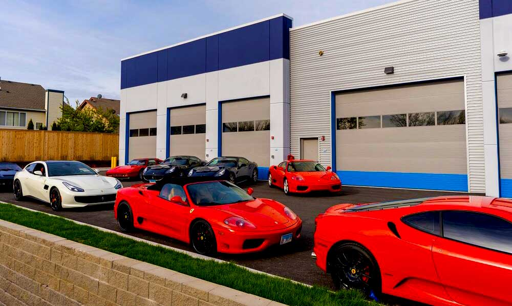 Ferrari Car Collection
