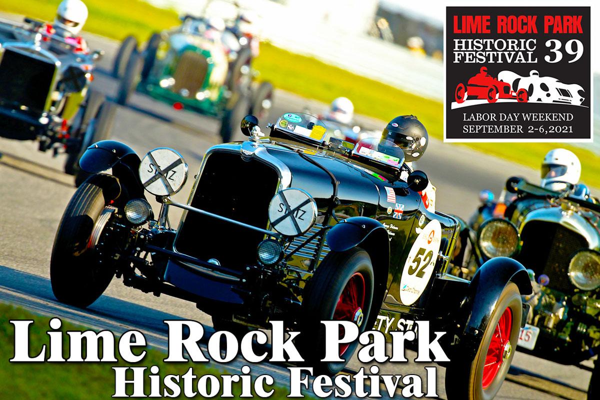 Lime Rock Park Historic Festiva