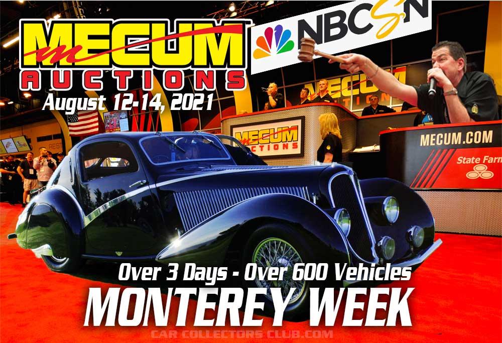 Mecum Auction
