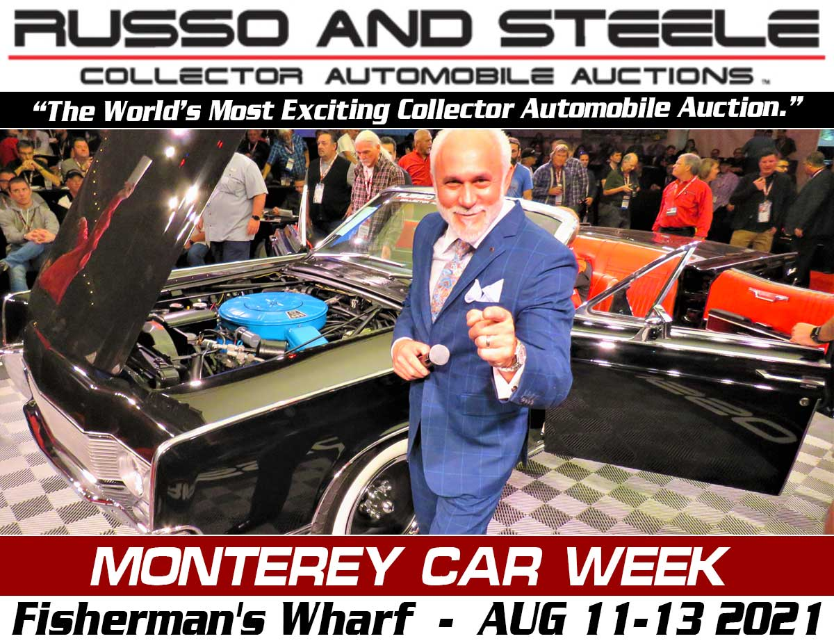 Russo and Steele Auto Auction