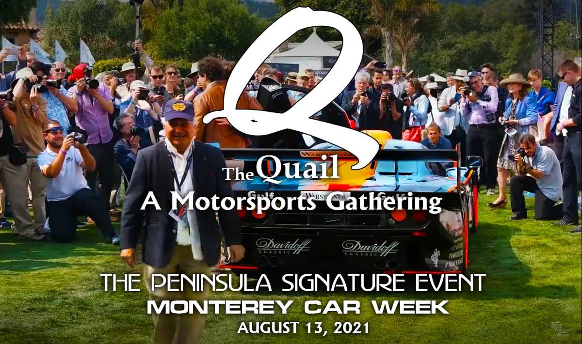 The Quail Motorsport Gathering