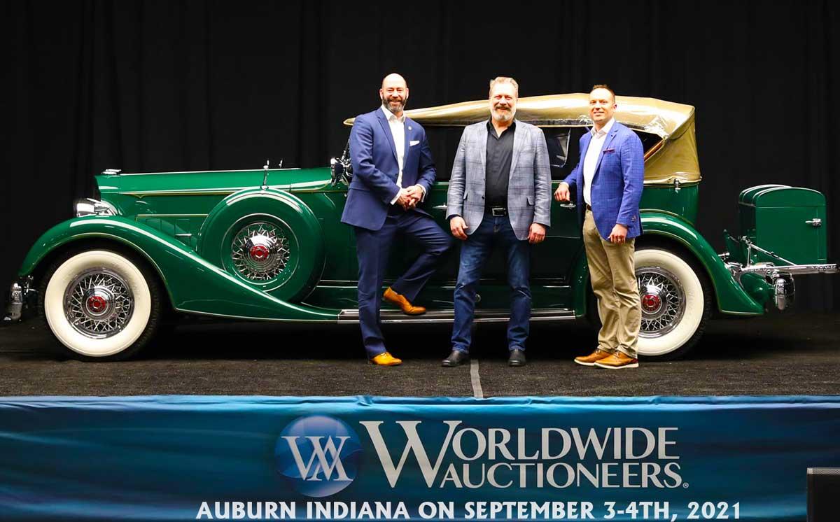 WorldWide Auctioneers Auburn Indiana 2021