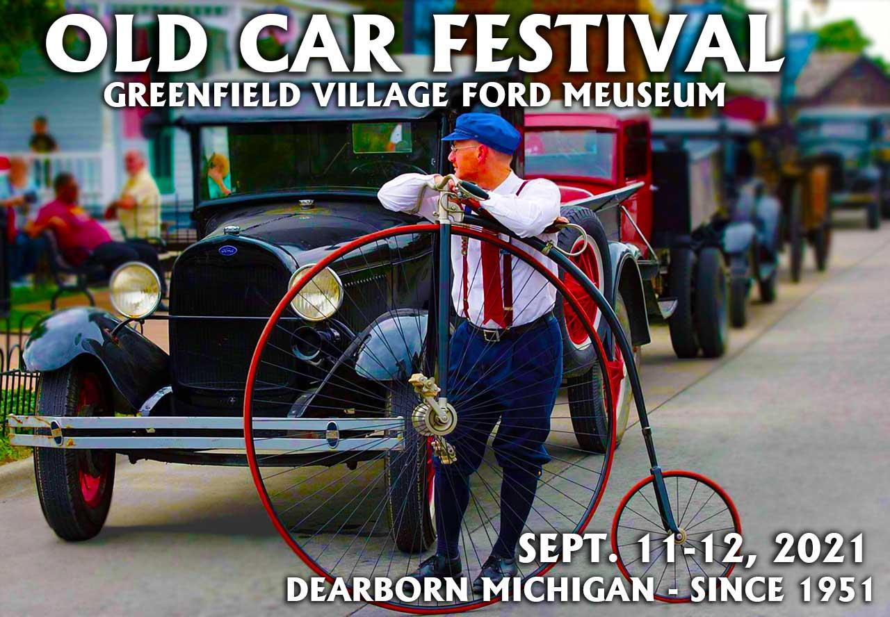 Old Car Festival Car Show