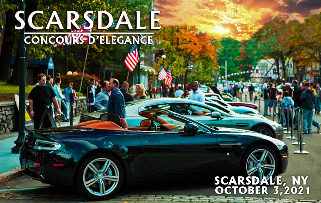 Scarsdale Concours d'Elegance