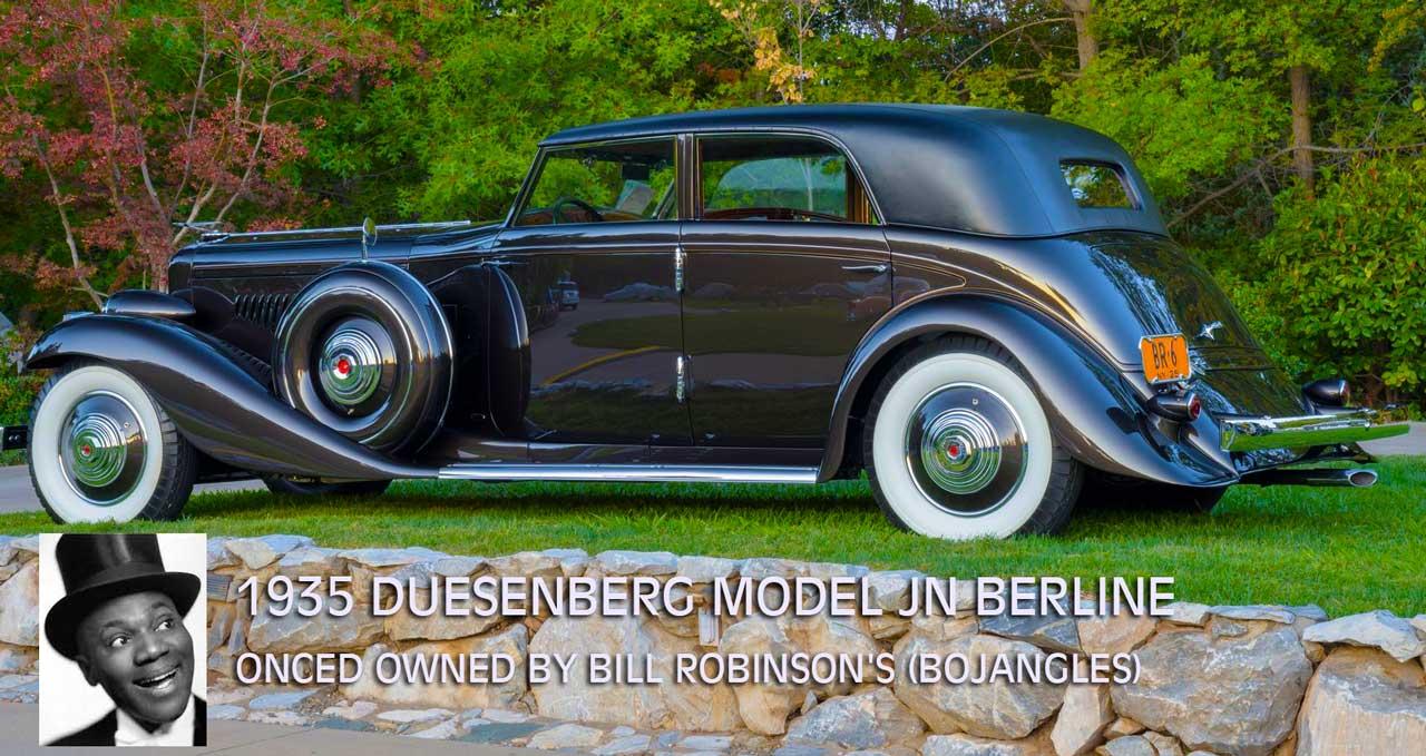 1935 Duesenberg Model JN Berline
