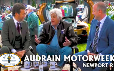 Audrain Newport Concours dElegance and Motor Week Sept. 30, 2021 – Oct. 3, 2021