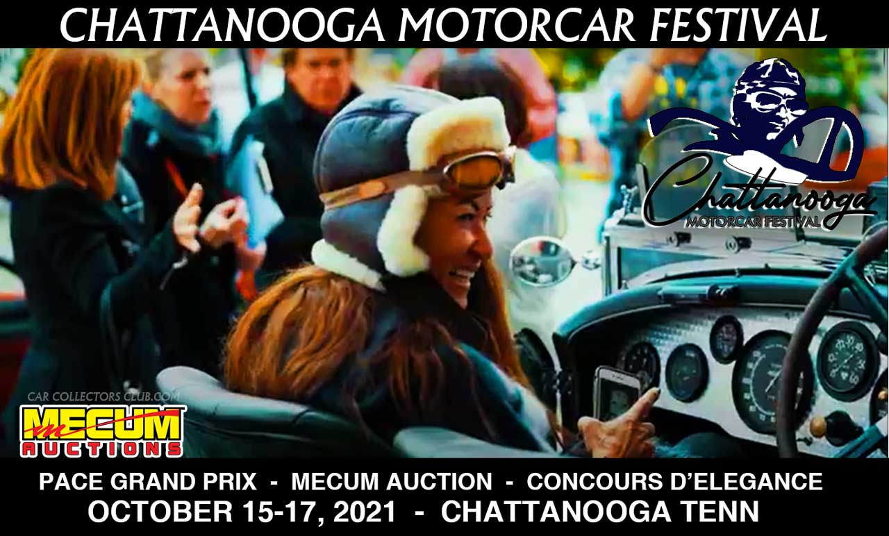 Chattanooga Motor Festival And-Concours dElegance and The Grand Prix Race